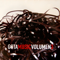 GOTA MUSIC VOLUMEN III, con Dan Mathews, Jorge Garrido (2009)