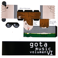GOTA MUSIC VOLUMEN VI, con Tündra (2012)